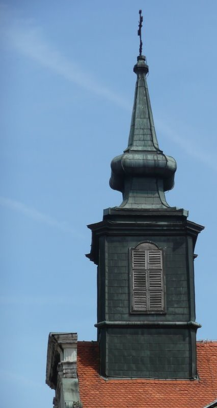 Steeple shapes